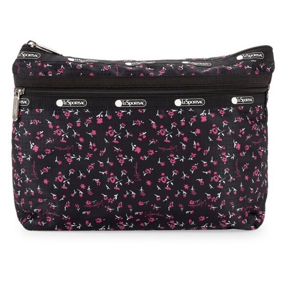 6f208b55062f Lesportsac Bags | Taylor Large Zip Top Pouch | Poshmark